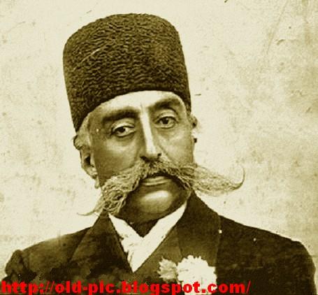 عکس قدیمی از ناصر الدین شاه