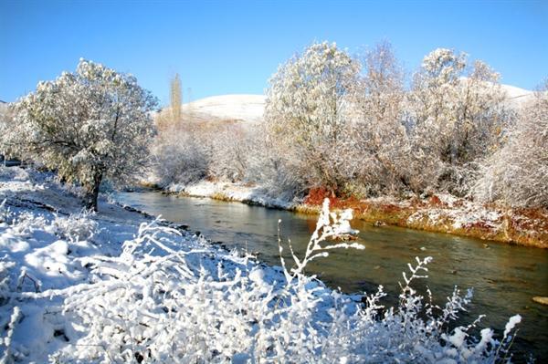 رودخانه روستای بند ارومیه