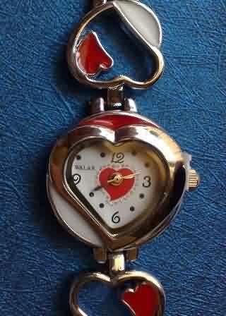ساعت مچی قلبی