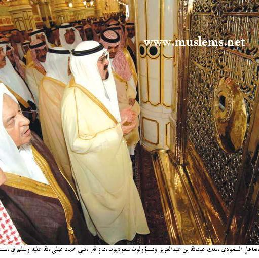 خادم الحرمین/امیر مومنان عربستان/ملک عبدالله