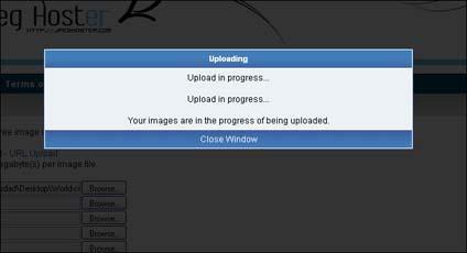 نحوه قرار دادن عکس در وبلاگ