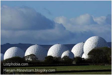 یکی از بزرگترین مراکز جاسوسی