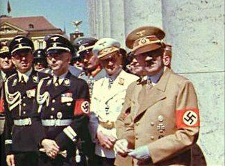 شخصی در آلمان بخاطر صدای هیتلر بازداشت شد!!