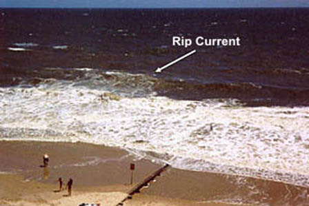 جریانهای شکافنده مهمترین علت غرق شدگی در دریای خزر -سلامت باش
