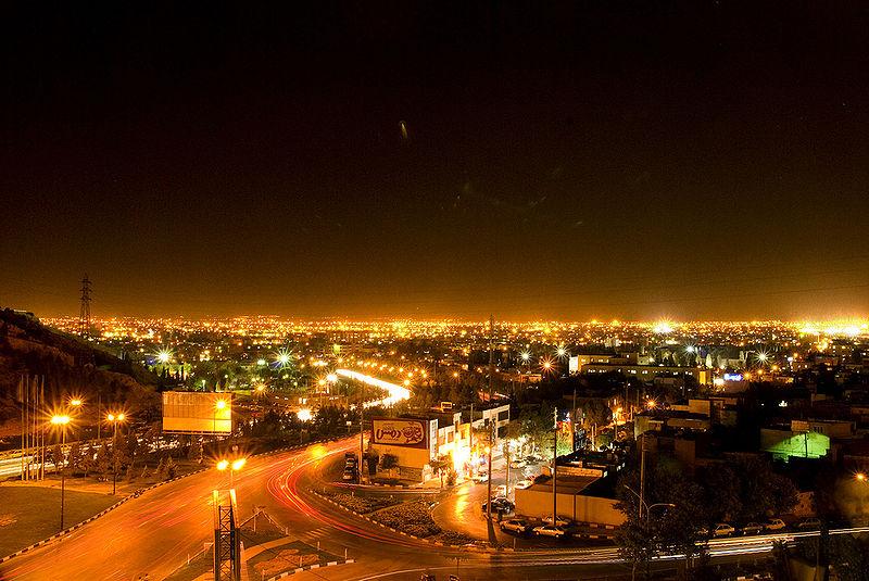 شب شیراز shiraz fars iran butifull city شیراز فارس ایران شهر سوم مذهبی پایتخت فرهنگی ایران اردیبهشت زیبا اردی بهشت سرزمین مادری ام