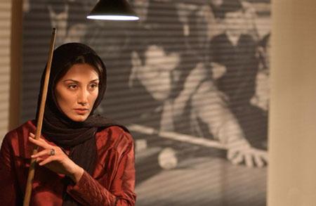 هدیه تهرانی بازیگر زیبای ایرانی