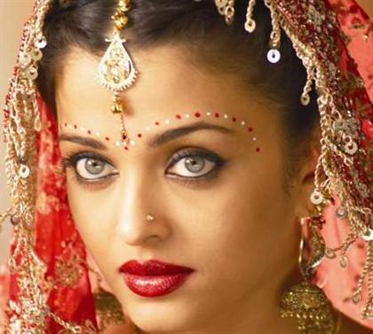 عکس زیبا ترین دختر هند