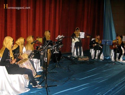 گروه موسیقی بانوان 4