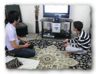 علی و حسین