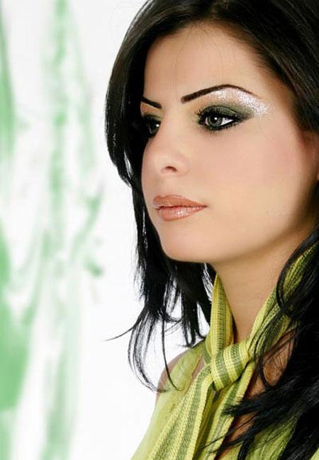 afz%20%2813%29 آرایش صورت دخترانه