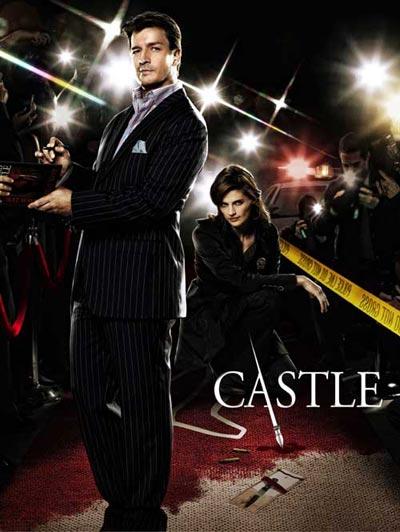 سریال castle فصل دوم