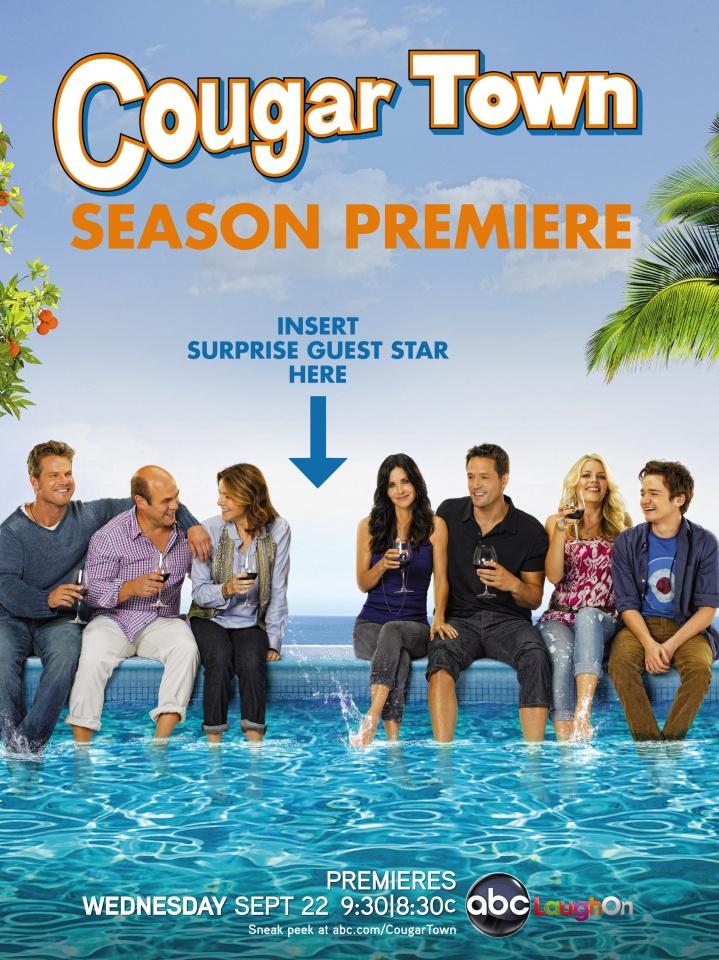 سریال Cougar Town فصل سوم