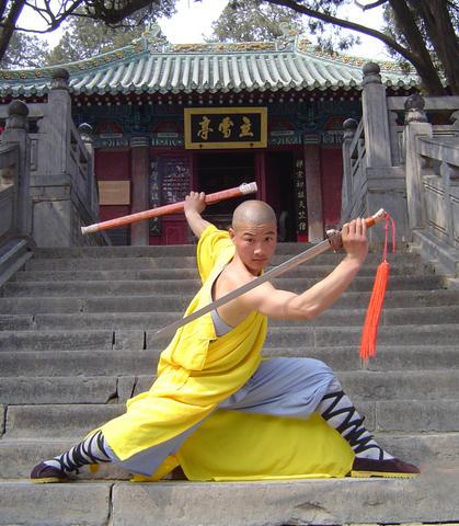 Sayahomis jian shu wushu