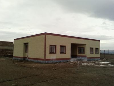 ساختمان بهزیستی روستا