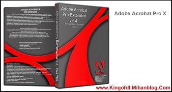 Adobe Acrobat Pro X