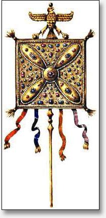 داستان درفش کاویانی چیست؟ چرا مقدس بود؟