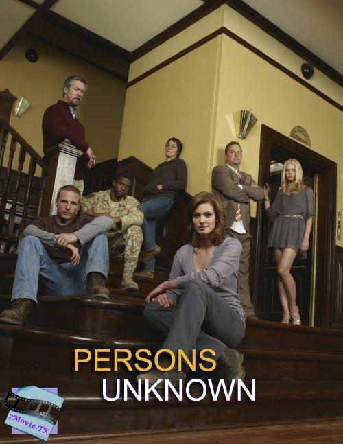 سریال Persons Unknown