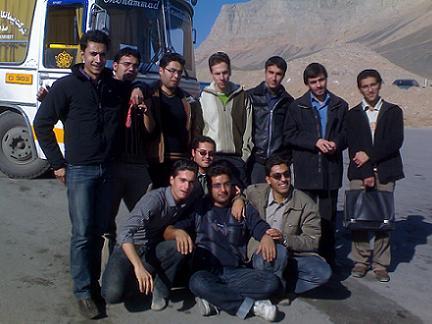بازدید از کارخانه کابل نجف آباد(فروردین ماه86)