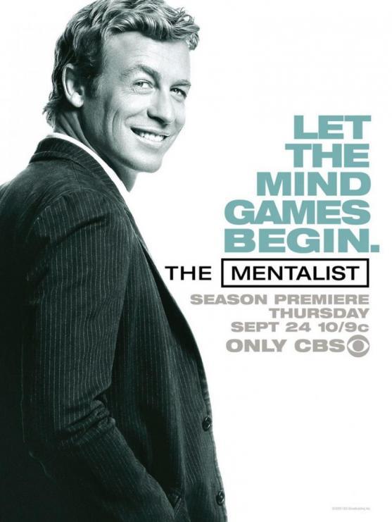 سریال The Mentalist فصل دوم