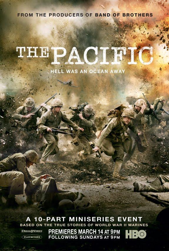 سریال The Pacific