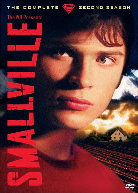 سریال Smallville فصل دوم