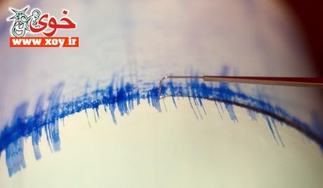 کانون زلزله ترکیه میان خوی و شهر وان xoy.ir وبلاگ خبری خوی