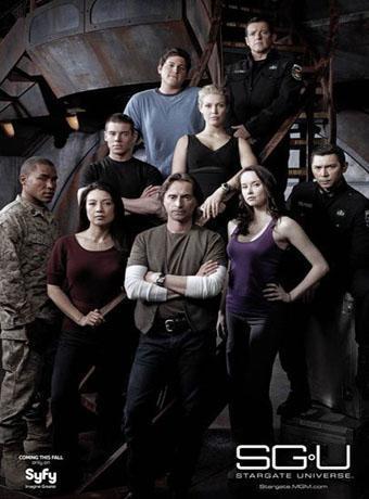 سریال Stargate Universe فصل اول