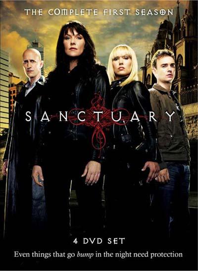سریال Sanctuary فصل اول