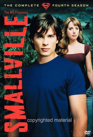 سریال Smallville فصل چهارم
