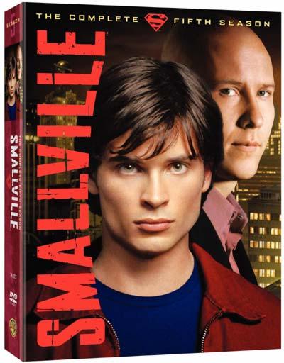 سریال Smallville فصل پنجم