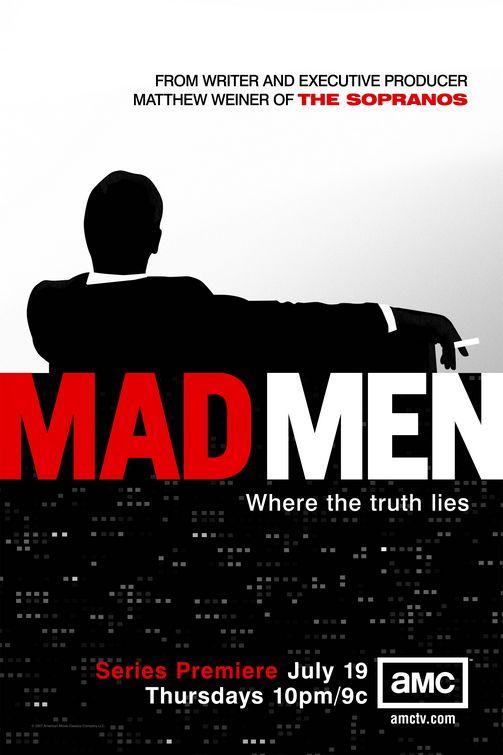 سریال Mad Men فصل اول