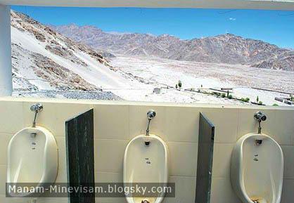 زیبا ترین دستشویی های دنیا