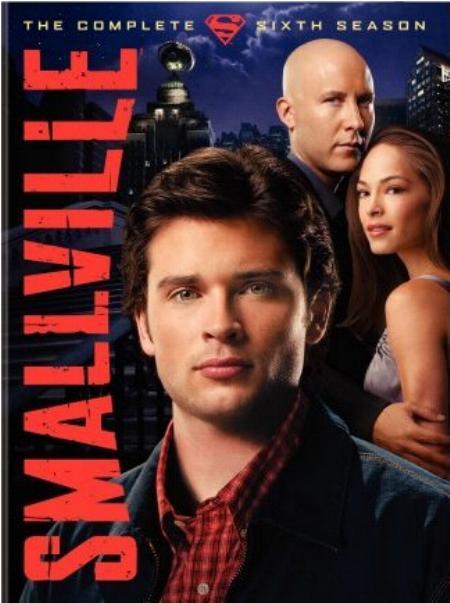 سریال Smallville فصل ششم