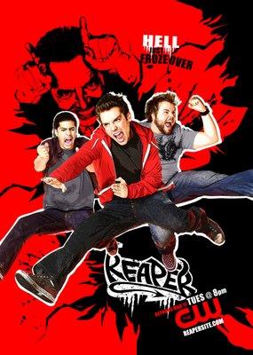 سریال Reaper فصل دوم