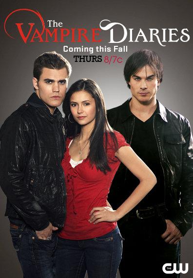 سریال Vampire Diaries