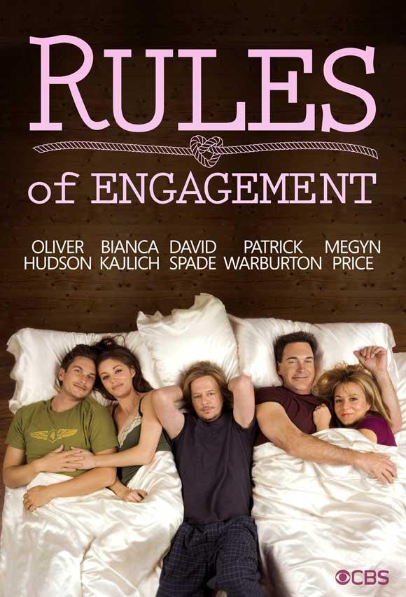 سریال Rules of Engagement