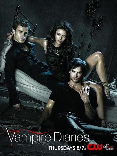 سریال Vampire Diaries فصل دوم