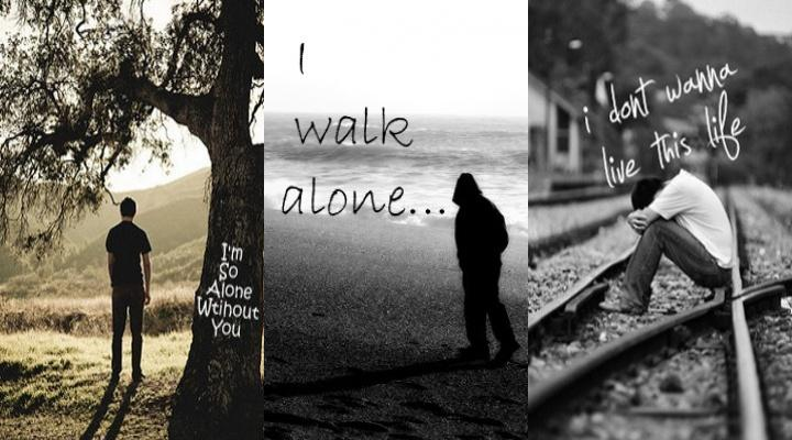 Go Back > Gallery For > I Am Alone Boy Wallpaper