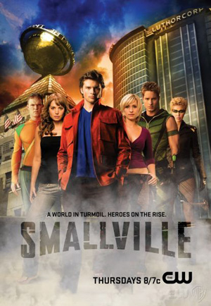 سریال Smallville فصل هشتم