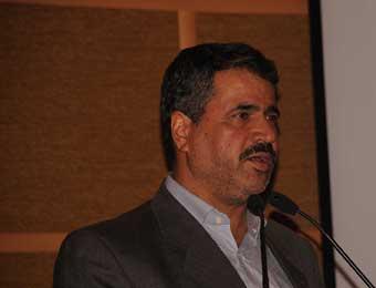 استاد احمد فرجی-مشاور فرهنگی شهردار اندیشه- شاعر