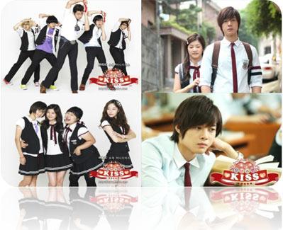 سریال کره ای بوسه شیطنت آمیز