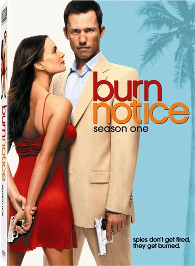 سریال Burn Notice فصل 2-3