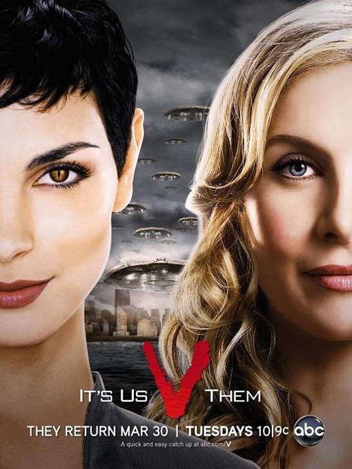 سریال V فصل دوم