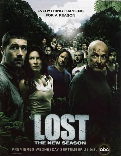 سریال Lost کلیه فصلها