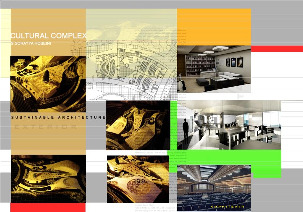 عکسهایی از می ساده سالن اپرای گوانگژو (پلان و مقطع و نما) بازديد : 4301