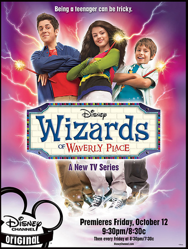 سریال Wizards of Waverly Place فصل اول