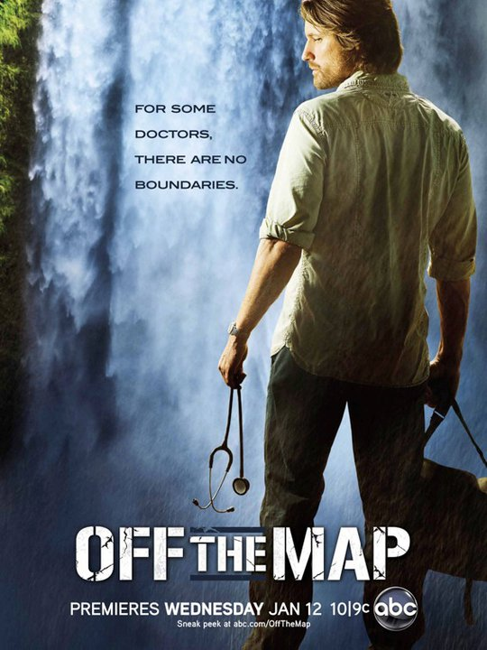 سریال Off the Map فصل اول