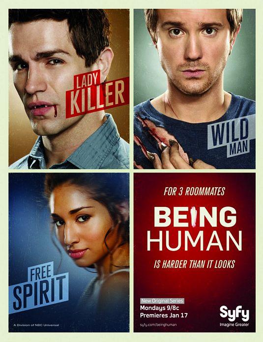 سریال Being Human فصل دوم