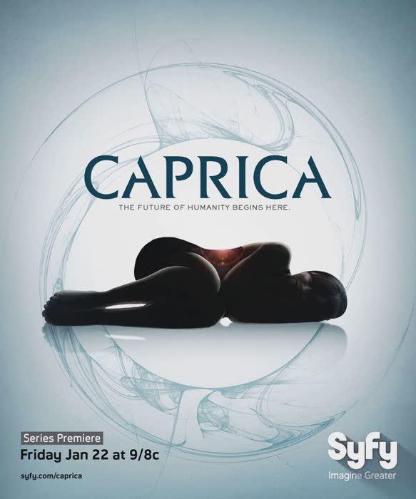 سریال Caprica فصل اول