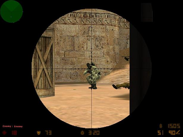 Counter-Strike screenshot 1